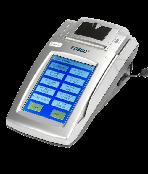 First Data FD300 Credit/Debit Card Terminal